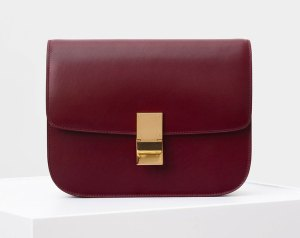 Celine-Classic-Box-Bag-Burgundy-4350